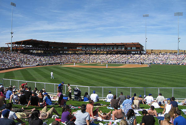Camelback Ranch, en Glendale, Arizona
