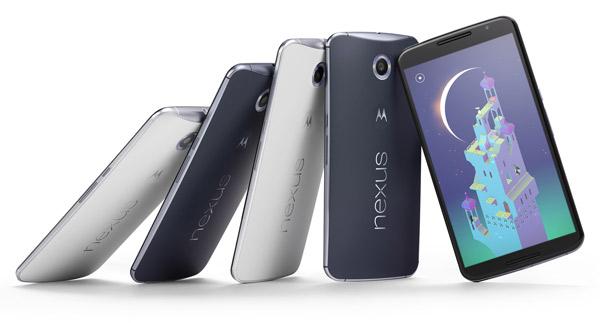 Motorola Nexus 6 de Google