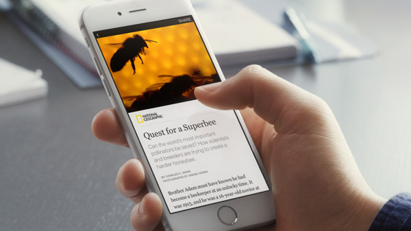 Instant Articles de Facebook